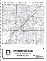 Freedom T22N-R18E, Outagamie County 1981